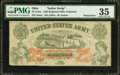 Obsoletes By State:Ohio, 12th Regt. O.V., OH- M. Patton, Sutler 25¢ ND Keller OH-SA025. ...
