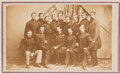 Photography:CDVs, 44th New York Volunteer Infantry Regiment: Ellsworth's Avengers CDV....