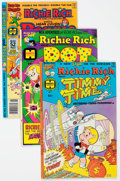 Bronze Age (1970-1979):Humor, Richie Rich-Related File Copies Box Lot (Harvey, 1970s-80s) Condition: Average NM-....
