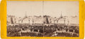 Photography:Stereo Cards, Fort Sumter: 1865 Stereo View....