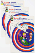 Bronze Age (1970-1979):Cartoon Character, Astro Comics #1978 Richie Rich and Casper - File Copies Box Lot(Harvey, 1978) Condition: Average VF/NM....
