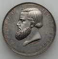 Brazil, Brazil: Pedro II silver Medal 1872 UNC - Tooled,...