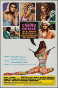 "Movie Posters:James Bond, Casino Royale (Columbia, 1967). Spanish Language One Sheet (27"" X41""). James Bond.. ..."