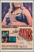 "Movie Posters:Science Fiction, Village of the Giants & Other Lot (Embassy, 1965). One Sheets(2) (27"" X 41""). Science Fiction.. ... (Total: 2 Items)"