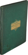 Books:Travels & Voyages, Alfred E. Mathews. Gems of Rocky Mountain Scenery,Containing Views Along and Near the Union Pacific Railroad.N...