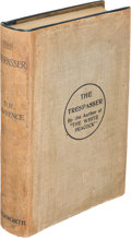 Books:Literature 1900-up, D. H. Lawrence. The Trespasser. London: Duckworth & Co., 1912. First edition....