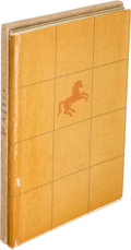 Books:Literature 1900-up, John Steinbeck. The Red Pony. New York: Covici Friede, 1937.First edition, limited to 699 copies, of which this is ...
