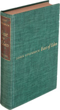 Books:Literature 1900-up, John Steinbeck. East of Eden. New York: The Viking Press,1952. First edition, limited to 1500 copies, signed by S...