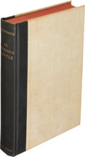 Books:Literature 1900-up, John Steinbeck. In Dubious Battle. New York: Covici Friede,[1936]. First edition, limited to ninety-nine number...