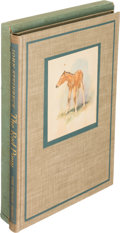 Books:Literature 1900-up, John Steinbeck. The Red Pony. New York: The Viking Press,1945. First illustrated edition, inscribed by Steinbeck ...