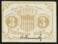 Obsoletes By State:New Hampshire, Manchester, NH- Quimby's Periodical Mart 3¢ ND. ...