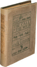 Books:Literature 1900-up, Jack London. The Call of the Wild. New York: The MacmillanCompany, 1903. First edition, first printing. ...
