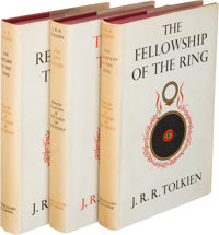 J. R. R. Tolkien. The Lord of the Rings, including:
