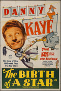 "Movie Posters:Comedy, The Birth of a Star (Astor Pictures, 1944). Poster (40"" X 60""). Comedy.. ..."