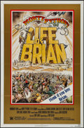 "Movie Posters:Comedy, Life of Brian (Orion, 1979). One Sheet (27"" X 41"") Style B. Comedy.. ..."