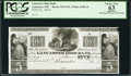 Obsoletes By State:Ohio, Lancaster, OH- Lancaster Ohio Bank $5 UNL Wolka 1440-15 Proof. ...