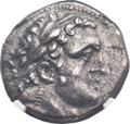 Ancients:Greek, Ancients: PHOENICIA. Tyre. Ca. 126/5 BC-AD 65/6. AR shekel (27mm,13.87 gm, 12h)....