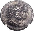 Ancients:Greek, Ancients: PTOLEMAIC EGYPT. Ptolemy IV (222-204/5 BC). AR tetradrachm (25mm, 14.21 gm, 11h)....