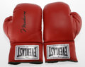 Boxing Collectibles:Autographs, Muhammad Ali Signed Boxing Gloves. One of this pair of Everlast gloves is signed in perfect black sharpie by the Greatest. ...