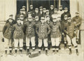 Baseball Collectibles:Photos, Truly Exceptional Oversized 1905 Cleveland Naps Team Photograph byVan Oeyen. From one of the true pioneers of baseball pho...