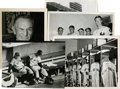 Baseball Collectibles:Photos, 1940's-50's Casey Stengel New York Yankees Wire Photographs Lot of5 from the Casey Stengel Collection. Five great images o...