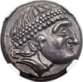 Ancients:Celtic, Ancients: DANUBE REGION. Burgenland-Slovak tribes. Ca. 2nd centuryBC. AR tetradrachm (24mm, 12.37 gm, 12h)....