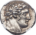 Ancients:Greek, Ancients: PHOENICIA. Tyre. Ca. 126/5 BC-AD 65/6. AR shekel (28mm,14.29 gm, 12h)....