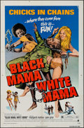 "Movie Posters:Sexploitation, Black Mama, White Mama & Other Lot (American International,1972). One Sheets (2) (27"" X 41""). Sexploitation.. ... (Total: 2Items)"