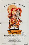 """Movie Posters:Action, Wonder Women & Other Lot (General Film, 1973). One Sheets (2) (27"""" X 41""""). Action.. ... (Total: 2 Items)"""