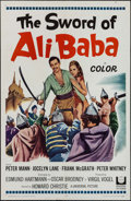"Movie Posters:Adventure, The Sword of Ali Baba & Other Lot (Universal, 1965). One Sheets (2) (27"" X 41""). Adventure.. ... (Total: 2 Items)"