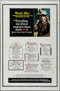 """Movie Posters:Comedy, Everything You Always Wanted to Know About Sex, But Were Afraid to Ask (United Artists, 1972). One Sheets (2) (27"""" X 41"""") St... (Total: 12 Items)"""