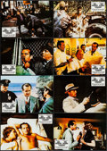 "Movie Posters:Mystery, Chinatown (CIC, 1974). Spanish Lobby Card Set of 12 (9.25"" X13.25""). Mystery.. ... (Total: 12 Item)"