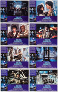 "Movie Posters:Science Fiction, The Last Starfighter (Universal, 1984). Lobby Card Set of 8 (11"" X14""). Science Fiction.. ... (Total: 8 Items)"