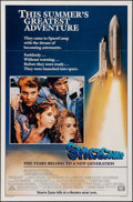 "Movie Posters:Adventure, SpaceCamp & Other Lot (20th Century Fox, 1986). One Sheets (3)(27"" X 41"") Advance. Adventure.. ... (Total: 3 Items)"