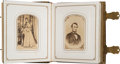 Photography:CDVs, Abraham Lincoln: Carte-de-Visite Album....