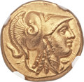 Ancients:Greek, Ancients: MACEDONIAN KINGDOM. Alexander III the Great (336-323 BC).AV stater (19mm, 8.58 gm, 3h)....