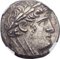 Ancients:Greek, Ancients: PHOENICIA. Tyre. Ca. 126/5 BC-AD 65/6. AR shekel (28mm,14.28 gm, 12h)....