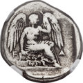 Ancients:Greek, Ancients: ELIS. Olympia. Ca. 448-432 BC. AR stater (23mm, 11.71 gm,2h)....
