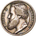 Brazil, Brazil: Pedro II 1866 Army and Armada of Brazil Decoration inSilver,...