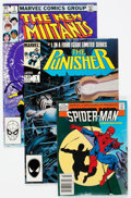 Modern Age (1980-Present):Miscellaneous, Marvel Modern Age Group of 8 (Marvel, 1980s) Condition: Average VF/NM.... (Total: 8 Comic Books)