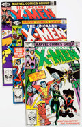 Modern Age (1980-Present):Superhero, X-Men Group of 38 (Marvel, 1981-86) Condition: Average VF/NM....(Total: 38 Comic Books)