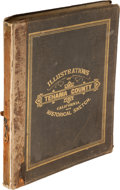 Books:Americana & American History, E. J. Lewis (contributor). Tehama County, California. SanFrancisco: 1880. First edition....