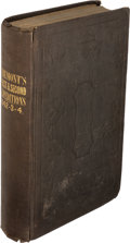 Books:Americana & American History, J. C. Frémont. Report of the Exploring Expedition to the RockyMountains... Washington: 1845. First edition....