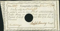 Colonial Notes:Connecticut, Connecticut Interest Payment Certificate 10s CT-51 About New.. ...