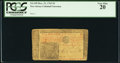 Colonial Notes:New Jersey, New Jersey December 31, 1763 £3 PCGS Very Fine 20.. ...