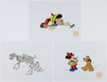 Miscellaneous Collectibles:General, Walt Disney Serigraphs Lot of 3....