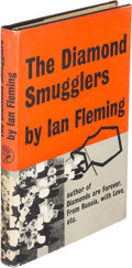 Books:Mystery & Detective Fiction, (James Bond) Ian Fleming. The Diamond Smugglers. London:[1957]. First edition....