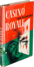 Books:Mystery & Detective Fiction, [James Bond]. Ian Fleming. Casino Royale. New York: 1954.First U. S. edition.. ...