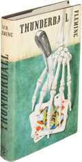 Books:Mystery & Detective Fiction, [James Bond]. Ian Fleming. Thunderball. London: [1961].First edition....