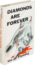 Books:Mystery & Detective Fiction, [James Bond]. Ian Fleming. Diamonds are Forever. New York: 1956. First U. S. edition....